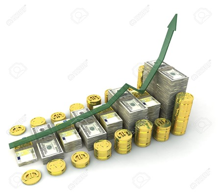 8779731-money-graph-with-dollars-euro-and-gold-currencies-Stock-Photo-forex-money-online