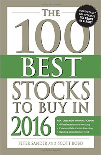 Download Peter Sander, Scott Bobo - The 100Best Stocks to Buy in 2016