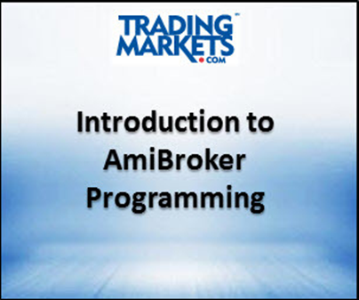 intro to amibroker