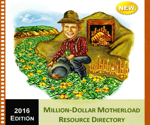 Download Monica Main - Million Dollar Motherload Resource Directory Package 2016
