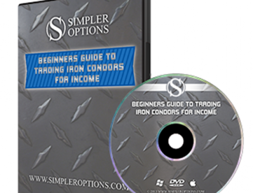 Simpler Options – Beginners Guide To Trading Iron Condors For Income