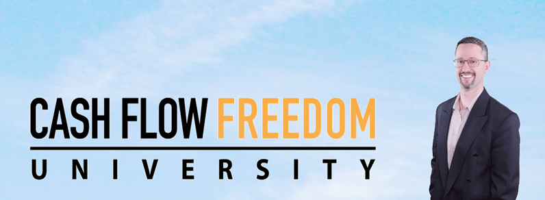 Download Ben Leybovich - Cash Flow Freedom University 2016