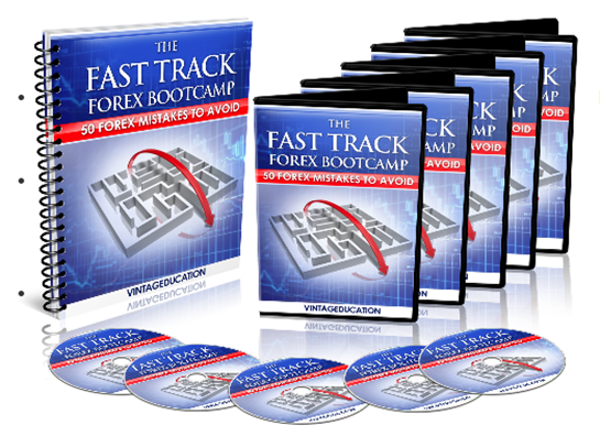 The Fast Track Forex Bootcamp