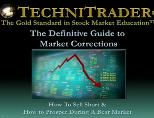TechniTrader – The Definitive Guide to Market Corrections