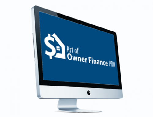 Mitch Stephen – Art of Owner Finance Pro