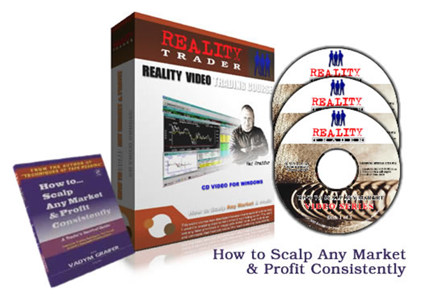RealityTrader – Vadym Graifer – How to Scalp Any Market & Profit Consistently