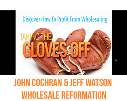 Download John Cochran - Wholesale Reformation