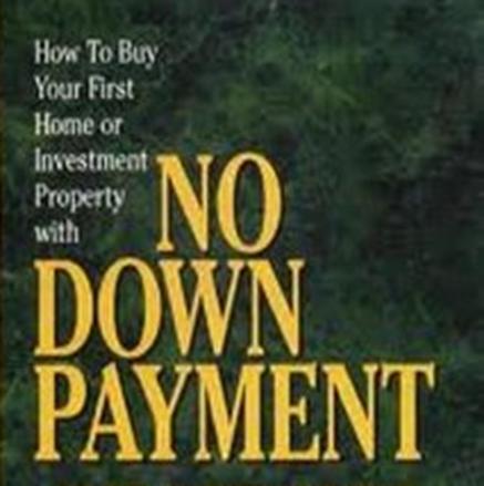 Carleton Sheets – No Down Payment