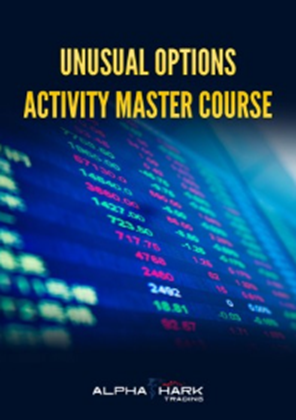 AlphaSharks - Unusual Options Activity Master Course 2