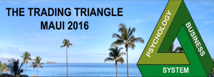 John Locke - The Trading Triangle Maui 2016