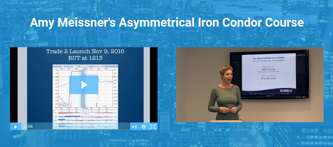 Download SMB – Amy Meissner – Asymmetrical Iron Condor