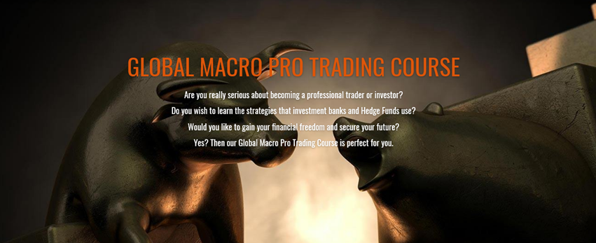 GLOBAL MACRO PRO TRADING COURSE