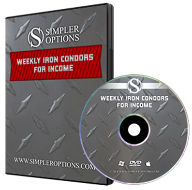 Simpler Options - Weekly Iron Condors