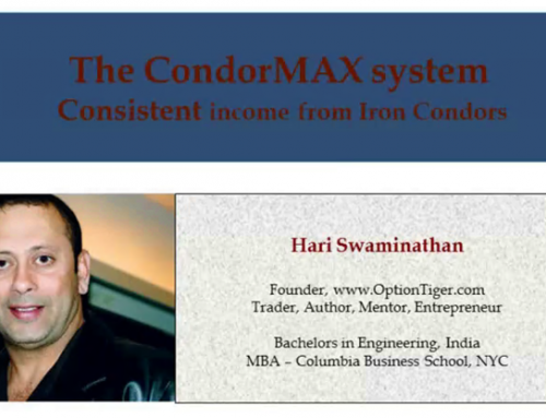 OptionTiger – The CondorMAX Iron Condors + DayTradeMAX