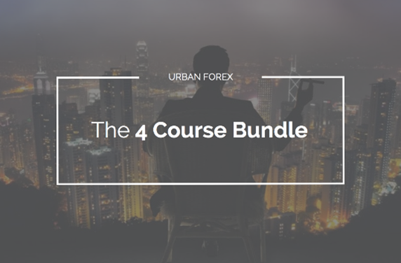 Urban Forex – The 4 Course Bundle | Forex, Commodity and Stocks Trading Courses