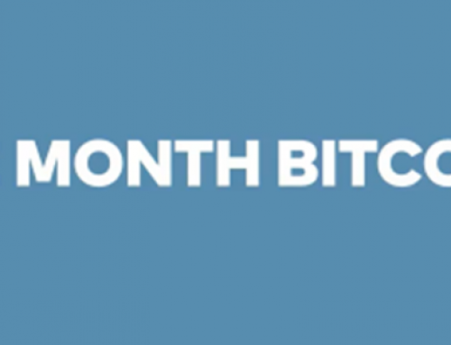 Bitcoin Crash Course – One Month Bitcoin