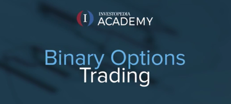 What are binary options investopedia