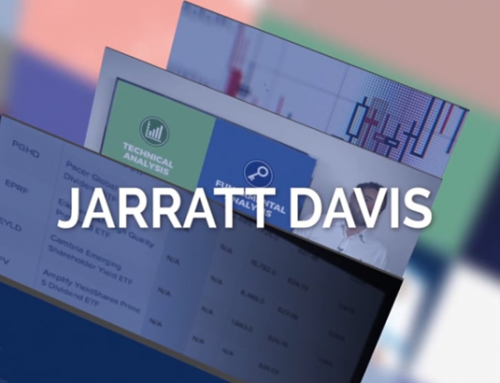 Jarrat Davis – Trader Training Programme