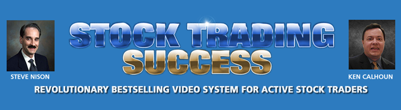 Stock Trading Success - Ken Calhoun and Steve Nison