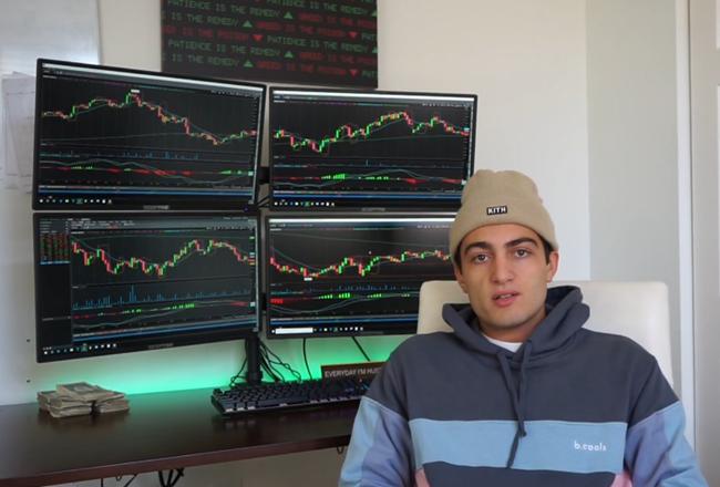 Day Trading Secrets - Forex Course - Jason Pellegriny
