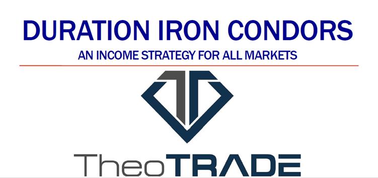 Don Kaufman - Duration Iron Condors Class