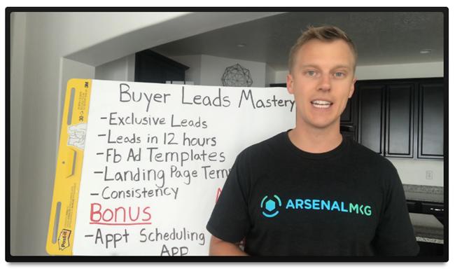 Jason Wardrop - Buyer Leads Mastery