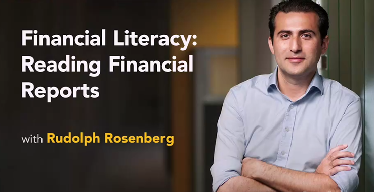 Financial Literacy - Reading Financial Reports
