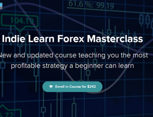 Indie Learn Forex Masterclass – The Complete Forex Trader