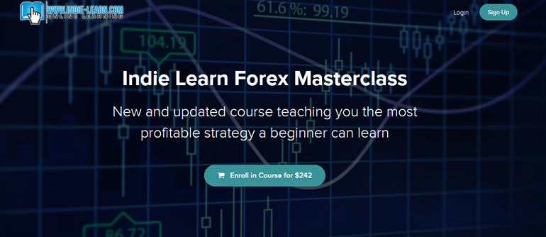 Indie Learn Forex Masterclass - The Complete Forex Trader