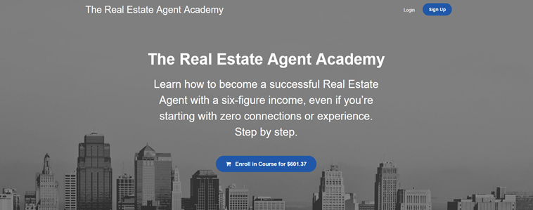 The Real Estate Agent Academy - The Real Estate Agent Academy