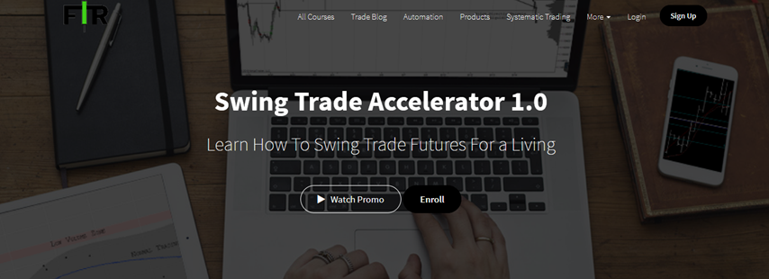 Swing Trade Accelerator 1