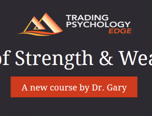 Gary Dayton -Signs of Strength and Weakness