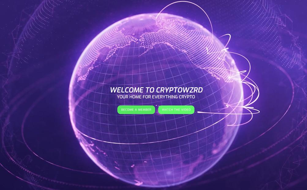 CryptoWZRD - Full Course