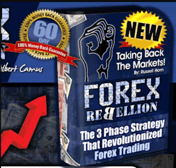 Forex Rebellion Trading System
