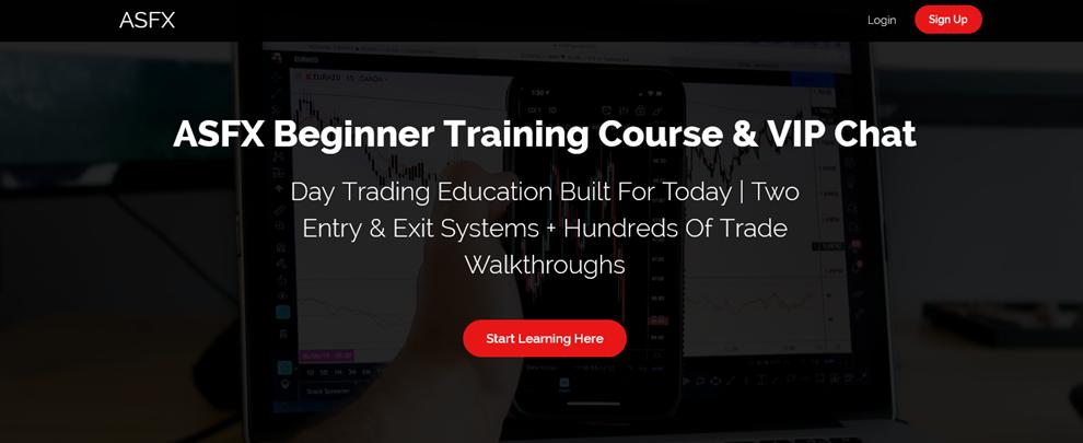 ASFX Beginner Training Course