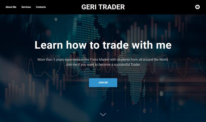 Geri Trader FX Video Course